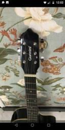 Vendo violão pode ser tocado elétrico ou não