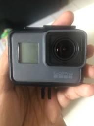 GoPro Hero5 4K à prova d?água com acessórios