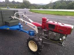 Carreta para Micro Trator