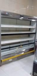 Armário estufa duplo