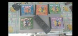 Vendo DVD player de karaokê