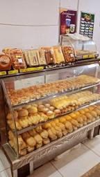 Balcão para pão ?.