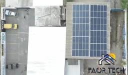 Energia solar 100% Financiada