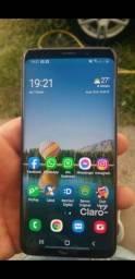 Samsung galaxy S9 semi novo!