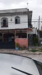 Casa em Vila, recém construída na Tv. Manoel Evaristo px. ao Formosa