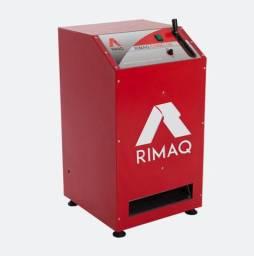 Máquina de chinelo rimaq automática mais Máquina de estampar camisa e bonés