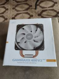CPU Cooler com led fan gammaxx
