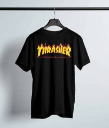 Camisa THRASHER Flame (PROMOÇÃO)