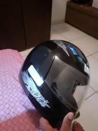 Vendo capacete semi novo 70