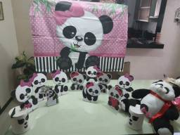 Kit festa panda