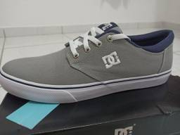 Tênis DC Shoes Cinza