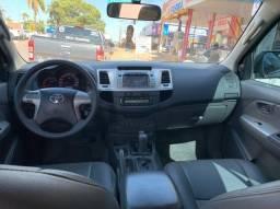 Hilux 4x4 SRV Turbo Diesel