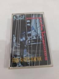 Fita cassete importada Neill Young e The bluenotes