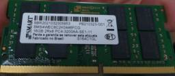 Memória Ram 16Gb 3200Mhz Notebook