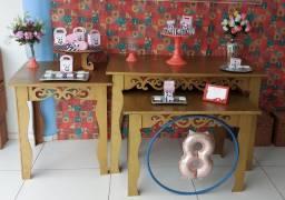 Aluguel kits de decoração para festas