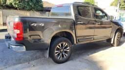 Chevrolet S10 LTZ - 2020 - Cinza - 2.5 Flex - Automática - Único Dono