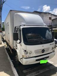 Caminhão de frete( transportadora)