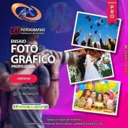 Book e Ensaio fotográfico com edição para todos os tipos de eventos (Ac Cartão)