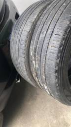 Vendo par de pneus Pirelli Scorpion!!! 225/55/18