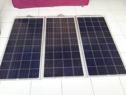 Vende-se três  Painel Solares