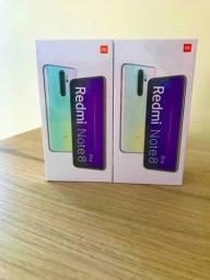 Xiaomi Redmi Note 8 Pro 128gb Novo!! Lacrado!!