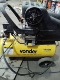 Compressor de ar 30 l VONDER