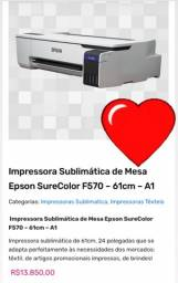 Impressora sublimatica