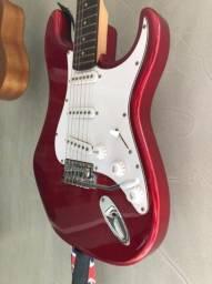 Guitarra Strato Tagima Memphis MG22 Vermelha