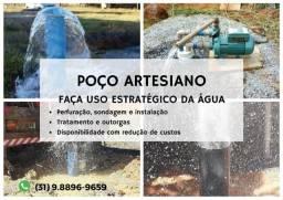 3 - Poço Artesiano | Faça Uso Estratégico da Água