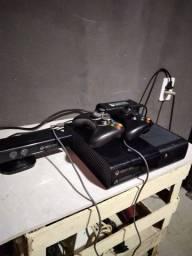Xbox 360 Completo Desbloqueado 400