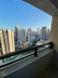 BF - Excelente flat em Boa Viagem com quarto separado e varanda! todo nascente