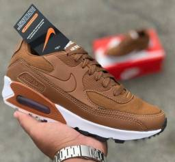 Tênis Nike Airmax 90 caramelo (PROMOÇÃO)