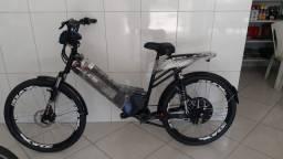 Bicicleta eletrica duos confort full