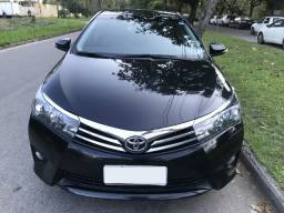 Corolla GLi 2017 Upper Black Pack