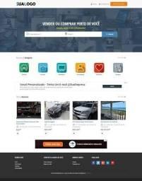 Oportunidade-Vendo Site De Classificados Completo ,instalado