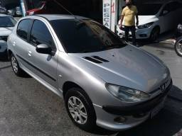 Peugeot 206 ano 2007 completo