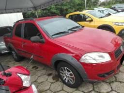 Fiat Strada Working 1.4 Cabine Dupla 2012 2012