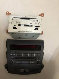 Rádio, som, cd MP3 original outlander