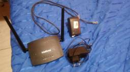 Roteador wi-fi interbras