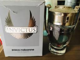 Vendo perfume INVICTUS, original, usado poucas vezes