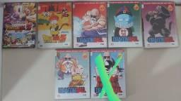 DVDS ORIGINAIS DRAGONBALL DRAGONBALLZ