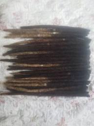 Dreadlock 37unidades (cabelo humano) / dread