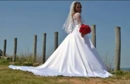 Vestido de noiva GG novo (VENDA)