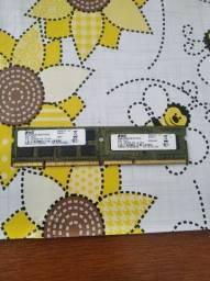 memória 2gb DDR3 de notebook