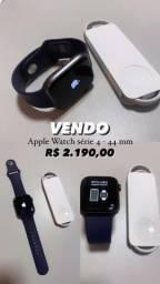 Apple Watch serie 4 44m estado impecável