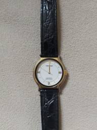 Relógio Quartz Free Way Ouro
