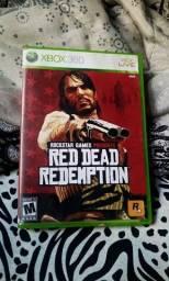 Jogo de Xbox 360/ Red Dead Redemption
