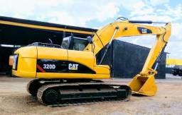 Escavadeira Hidráulica Caterpillar 320D