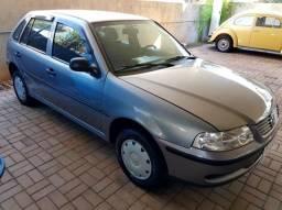 VW Gol CiTy 1.0 MI 4P 2005 - flex - 2005