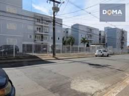 Apartamento com 2 dormitórios para alugar, 62 m² - vila dainese - americana/sp